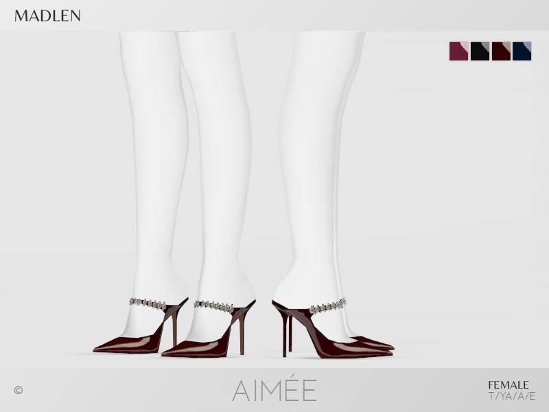 Мюли - Aimee Shoes