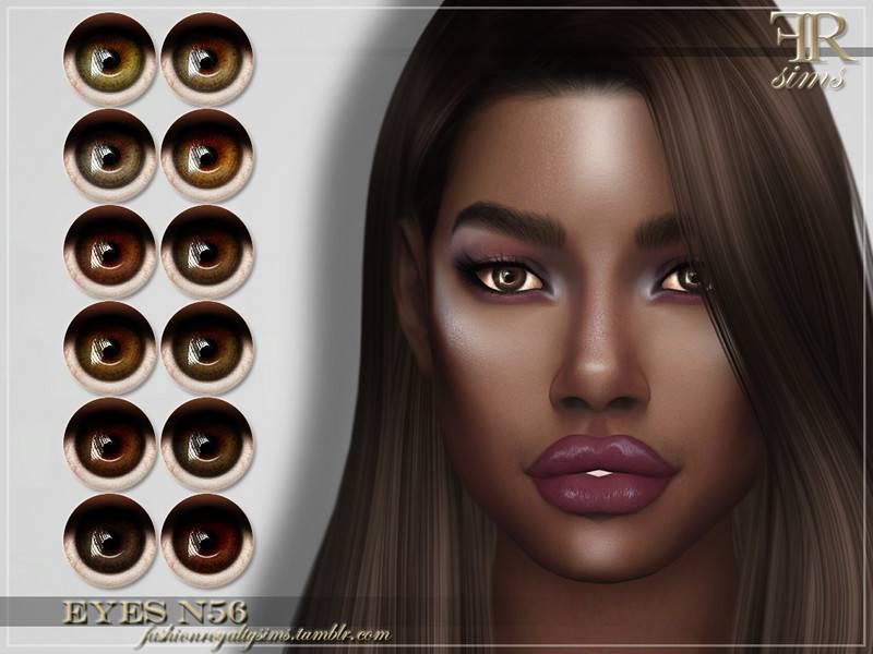 Линзы - FRS Eyes N56