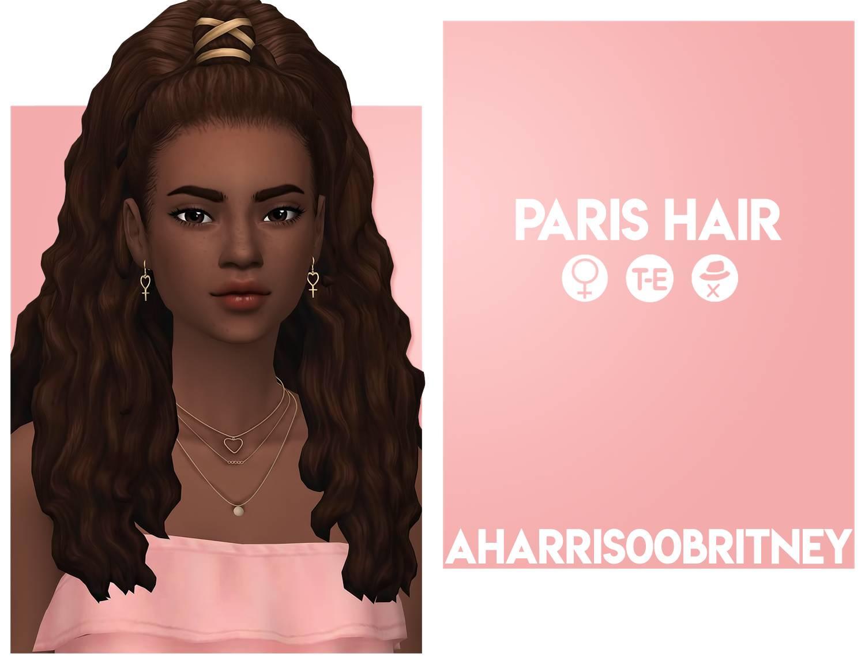 Женская прическа - Paris Hair