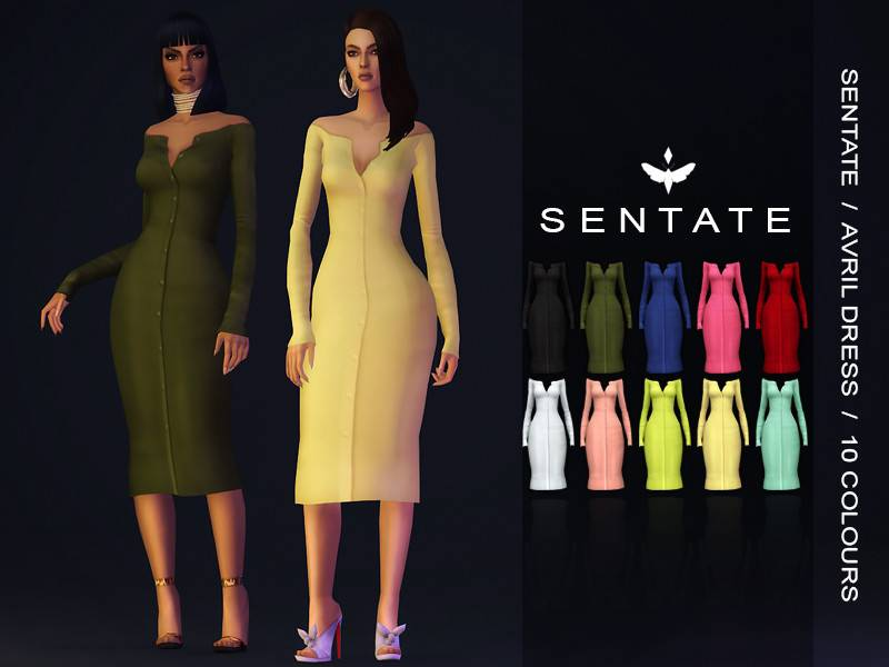 Платье - Avril Dress