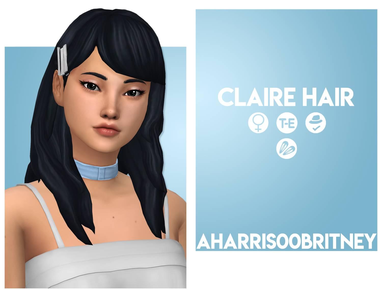 Женская прическа - Claire Hair