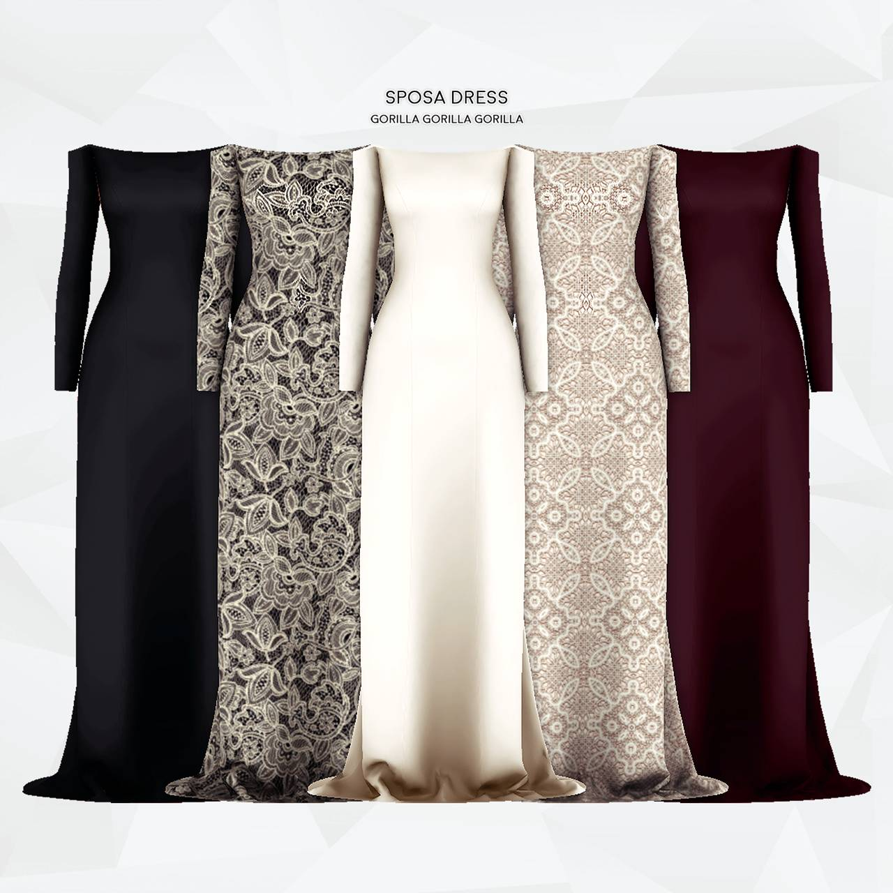 Платье - Sposa Dress