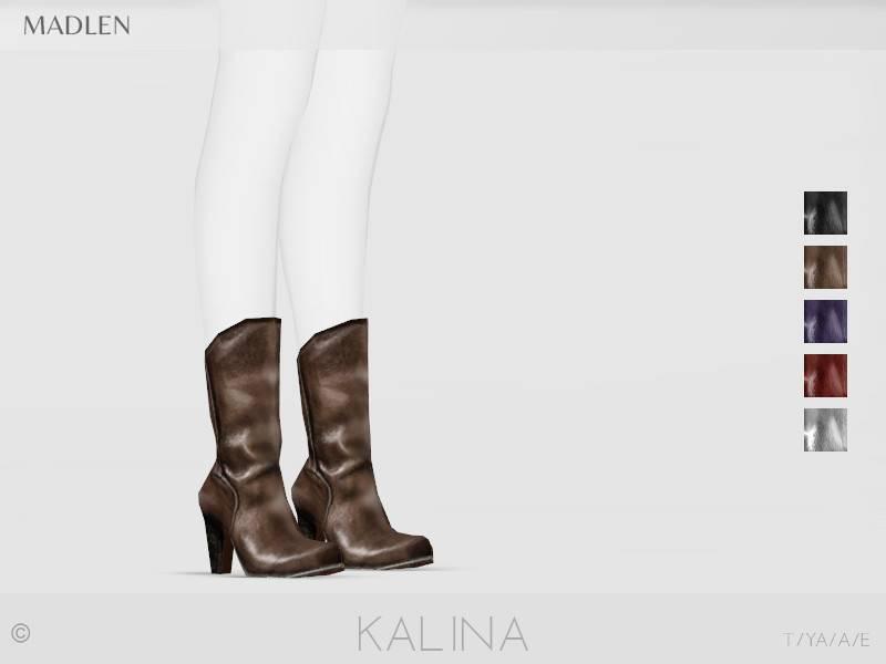 Сапоги - Kalina Boots