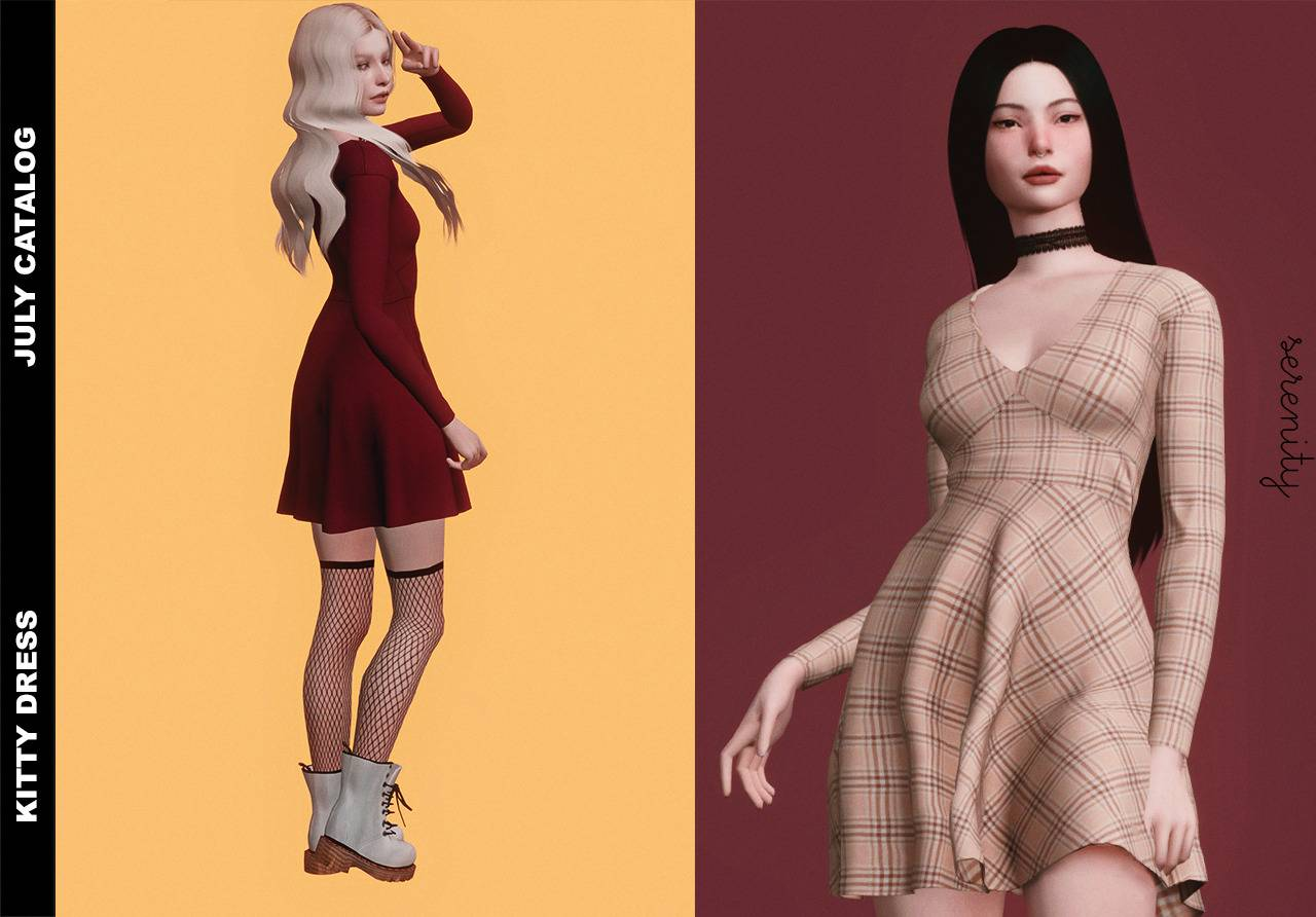 Платье - Kitty Dress