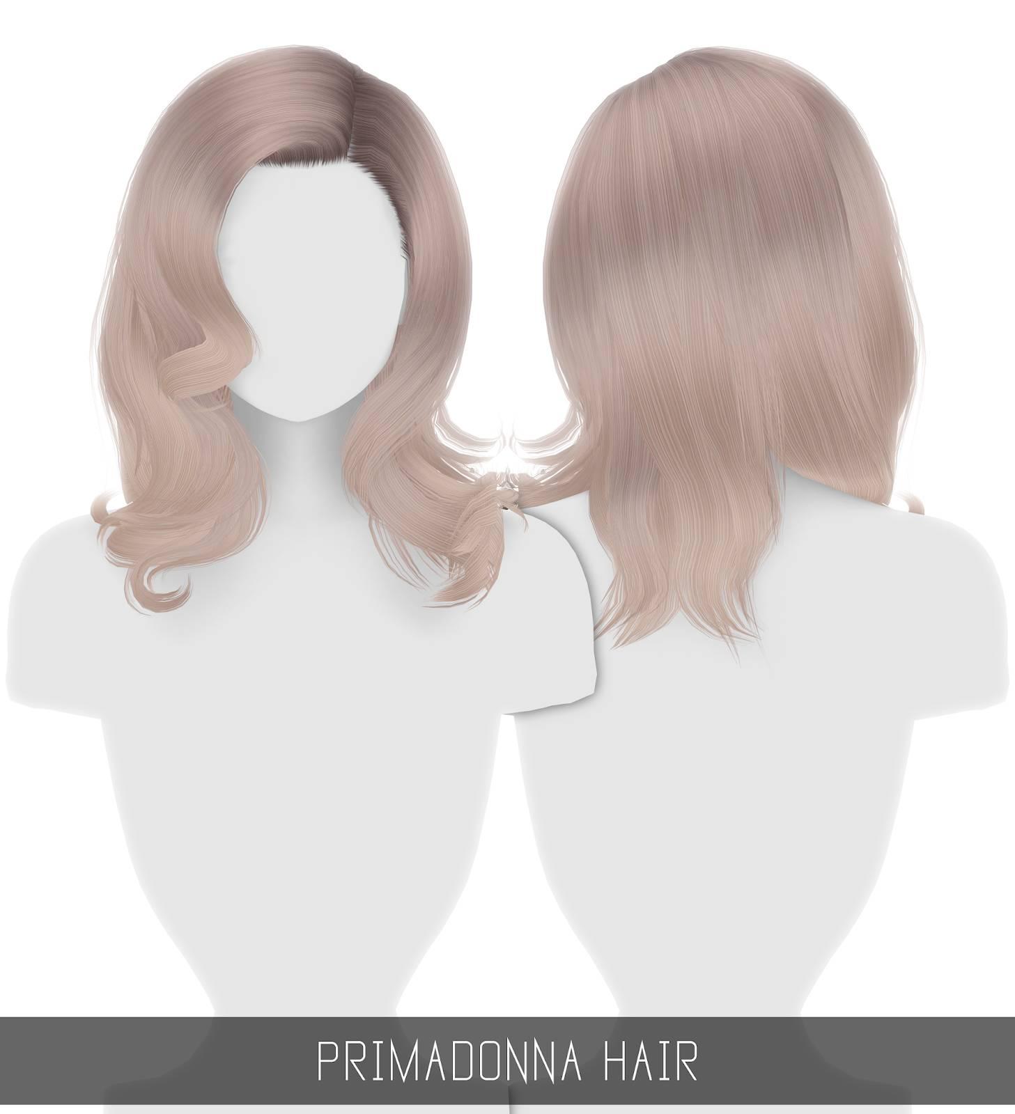 Прическа - PRIMADONNA HAIR