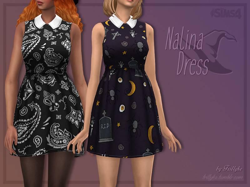 Платье - Nalina Dress