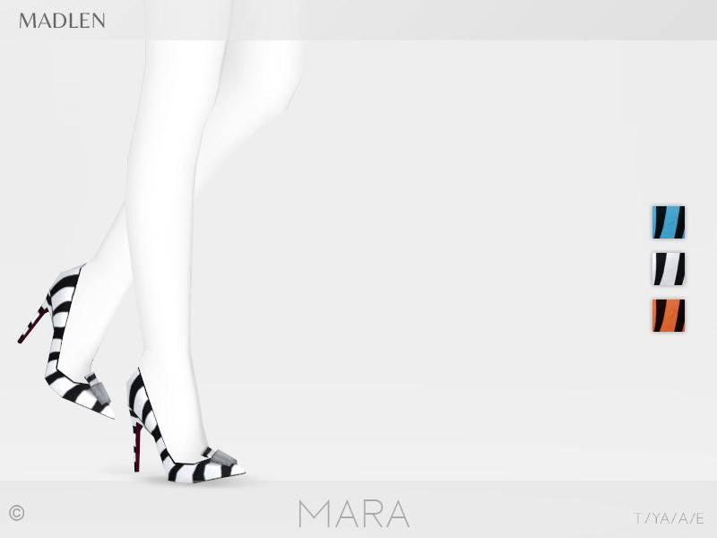 Туфли - Mara Shoes