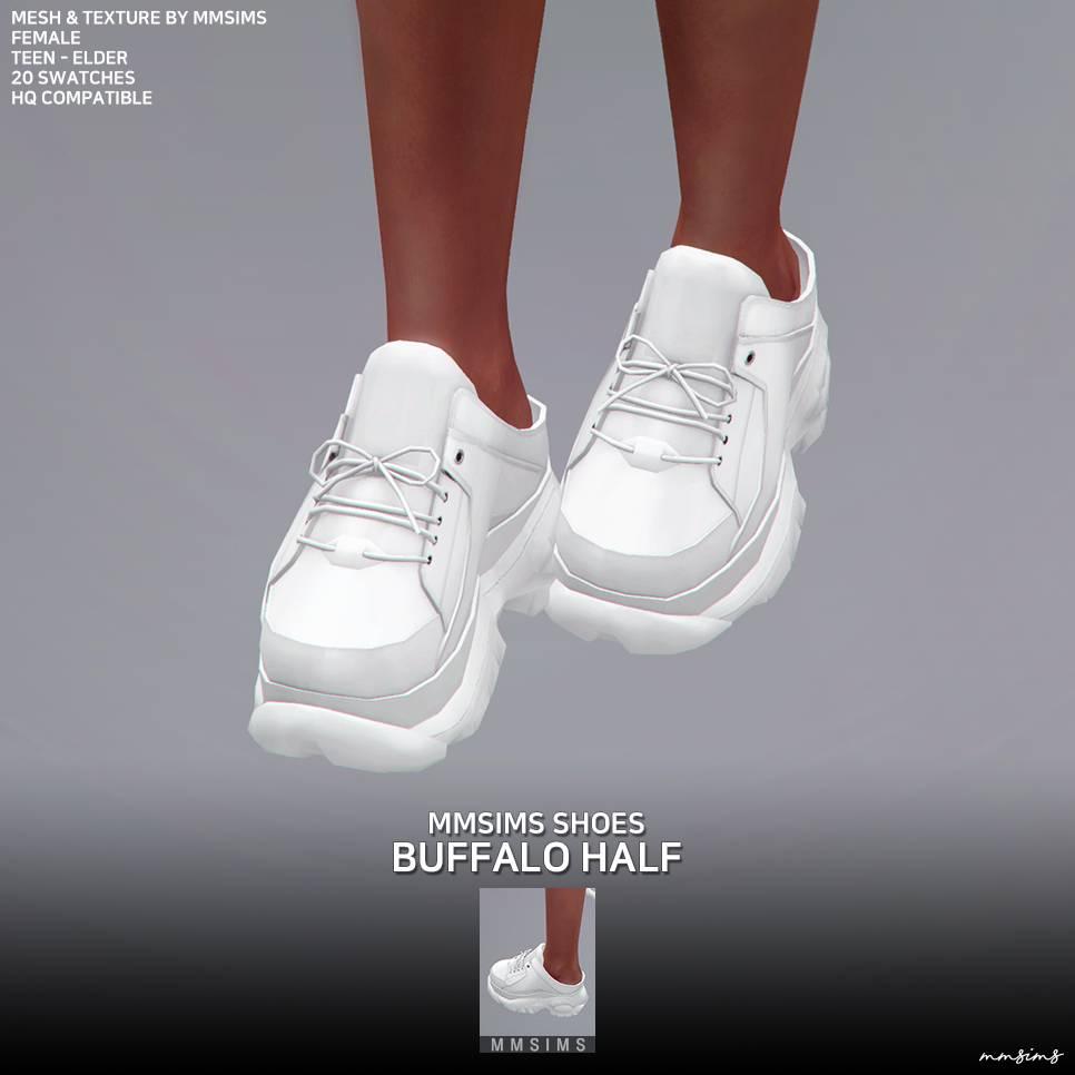Кроссовки - Buffalo Sneakers Half