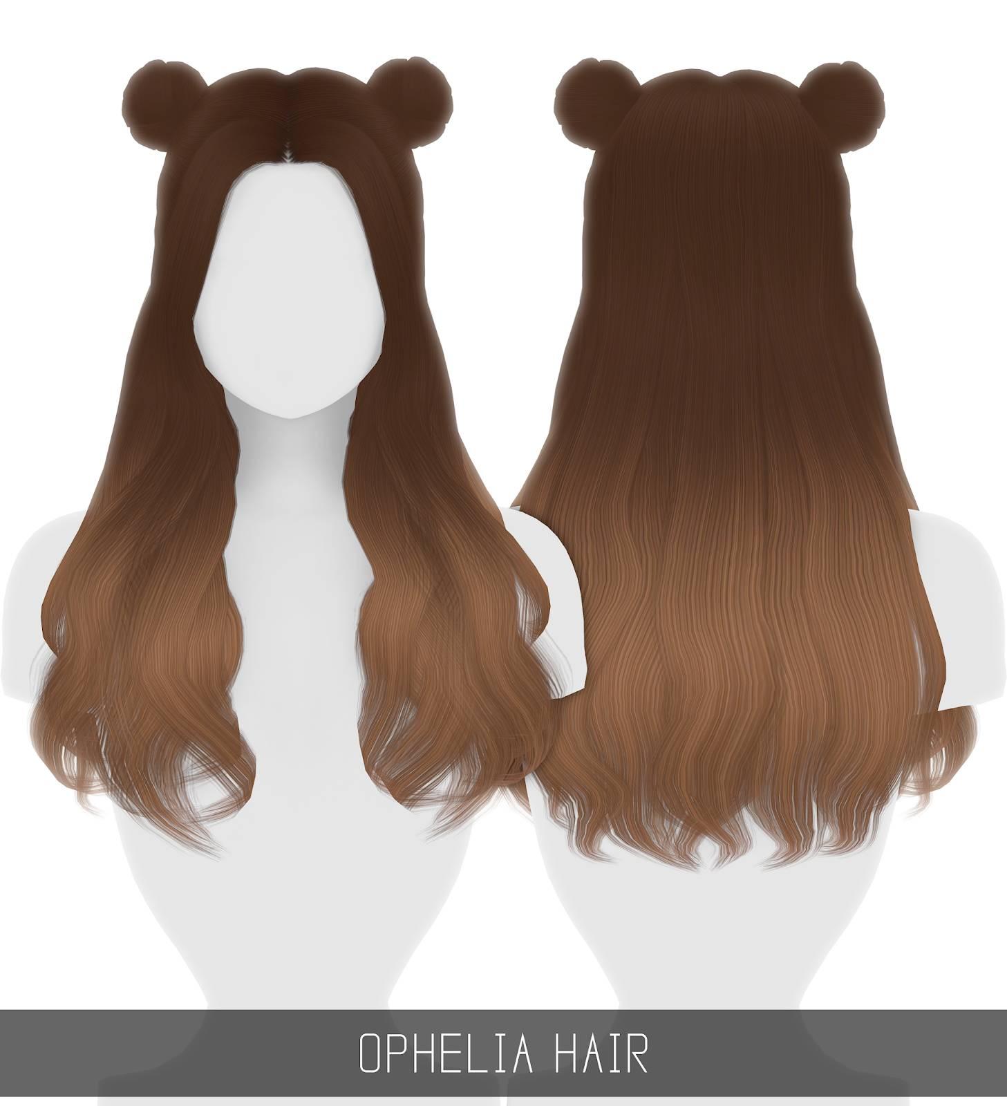 Прическа - OPHELIA HAIR