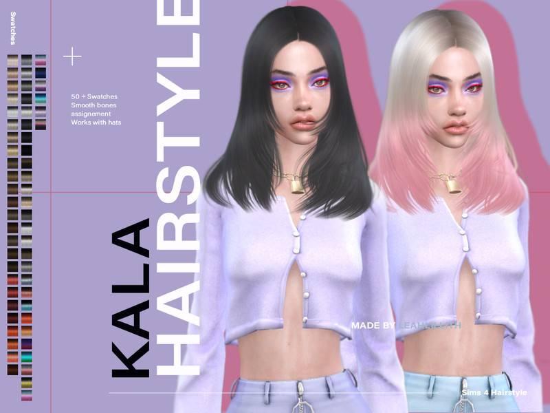 Женская прическа - Kala Hair