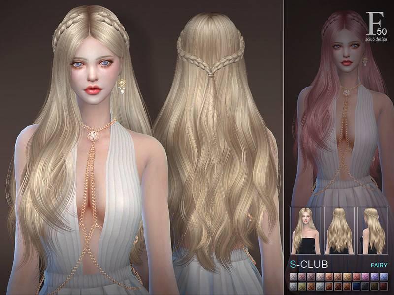 Прическа - hair fairy n50