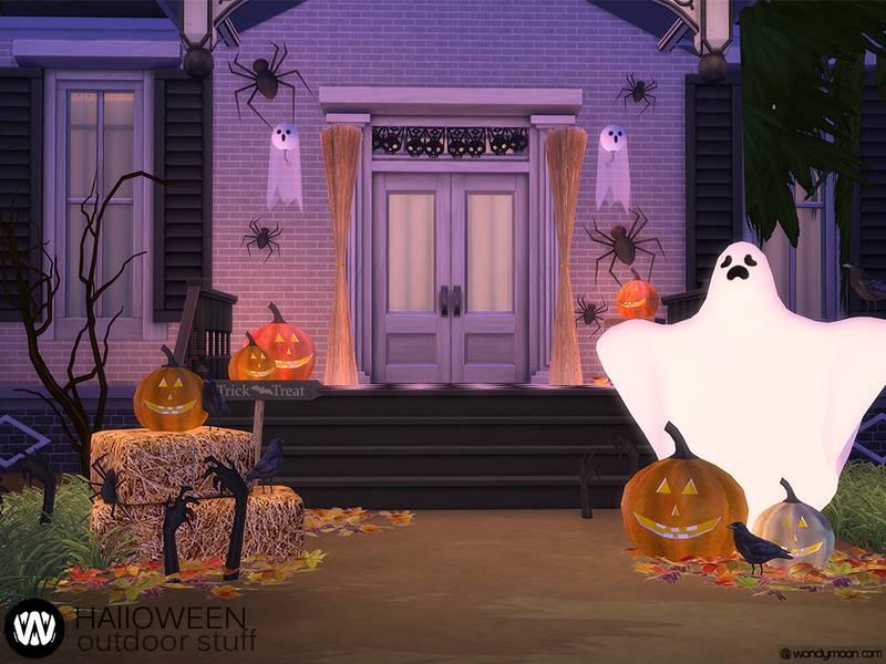 Уличный декор - Halloween Outdoor Stuff