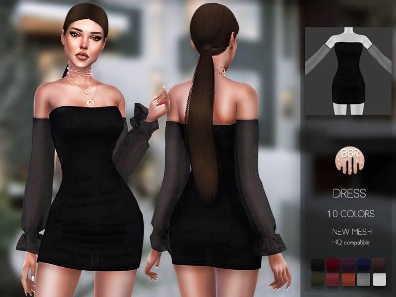 Платье - Dress BD136