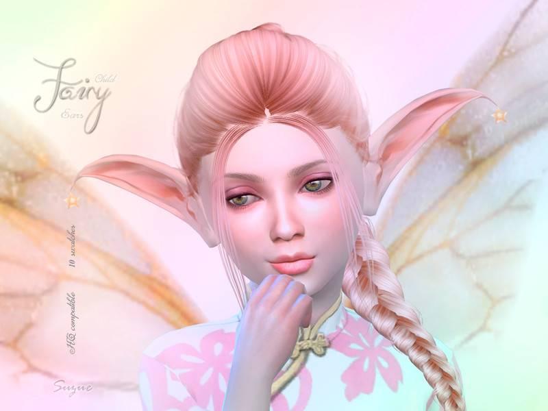 Уши - Child Fairy Ears