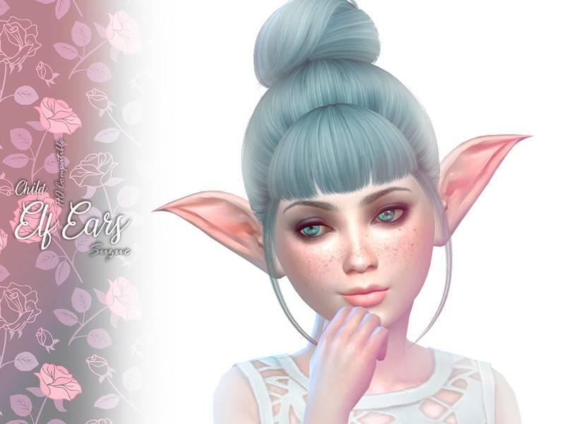 Уши - Child Elf Ears
