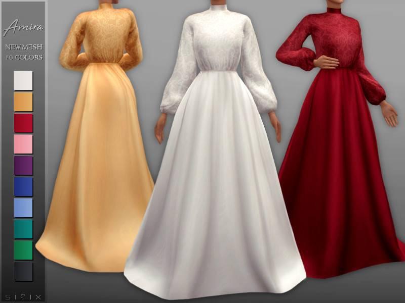 Платье - Amira Gown