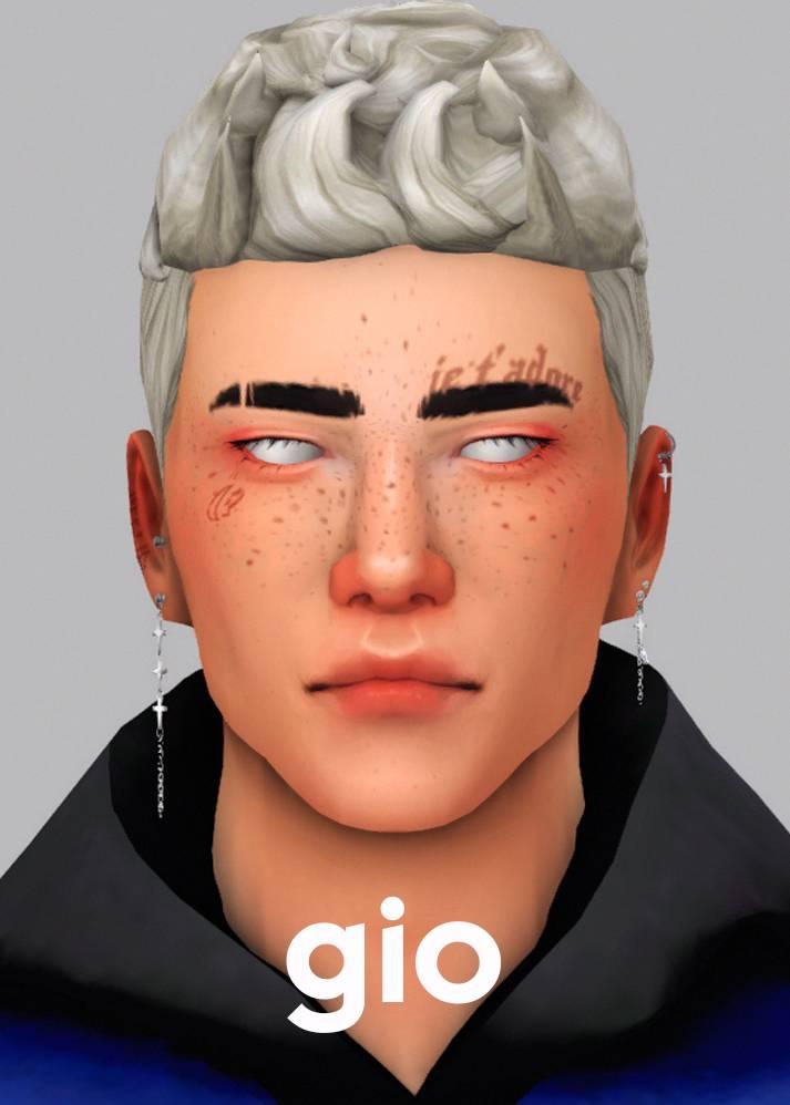 Мужская прическа - Gio Hair