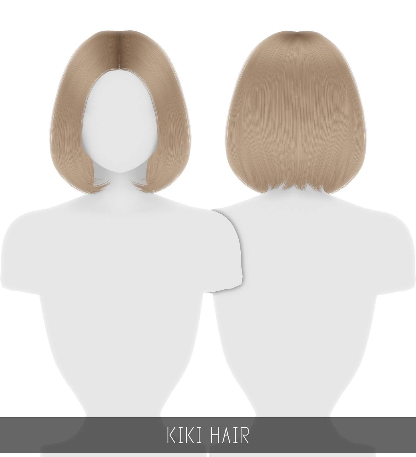 Прическа - KIKI HAIR