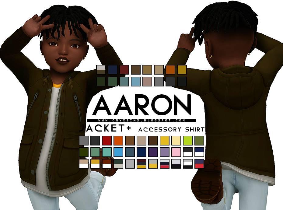 Куртка и футболка - AARON JACKET & T-SHIRT ACCESSORY