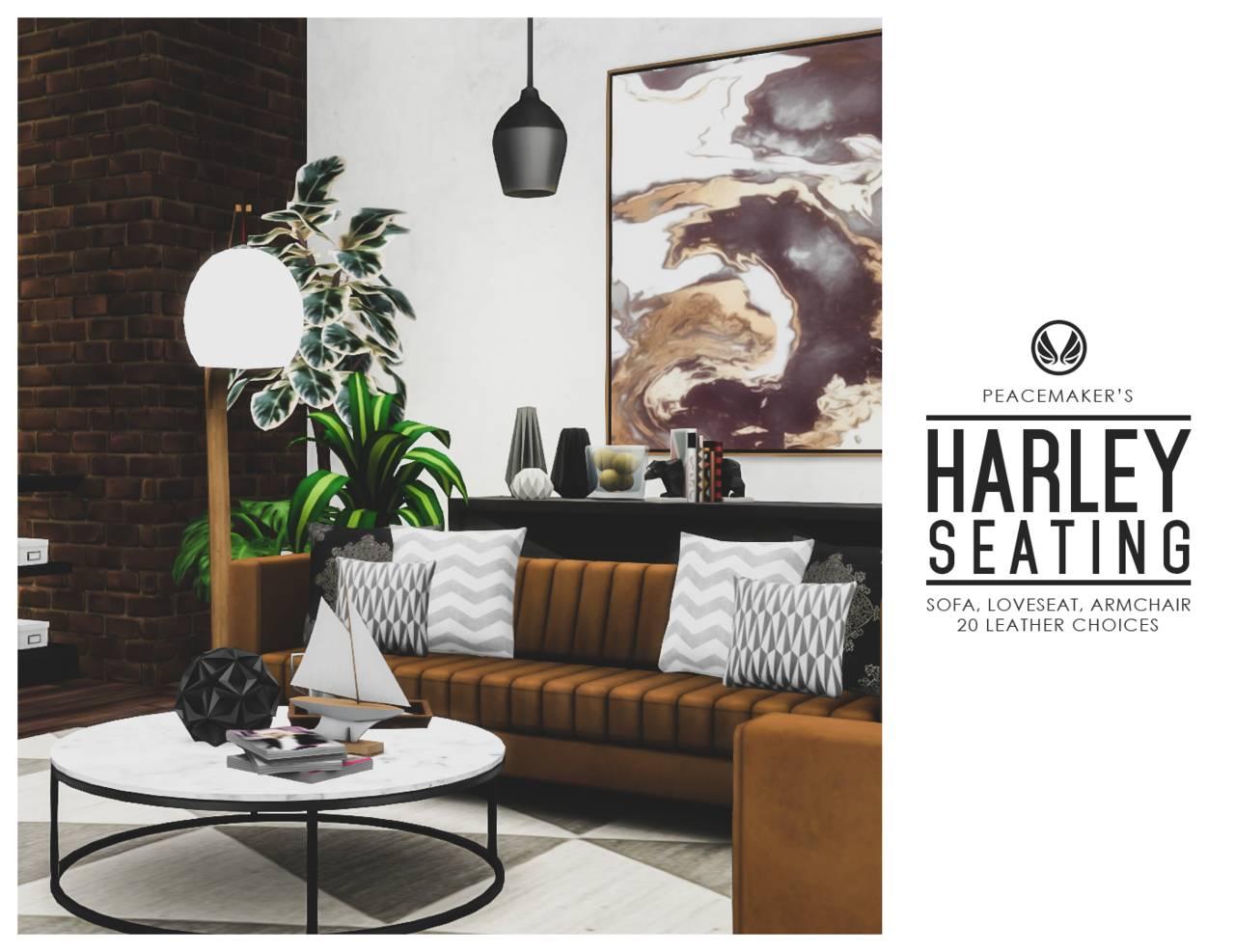 Набор мебели - HARLEY SEATING