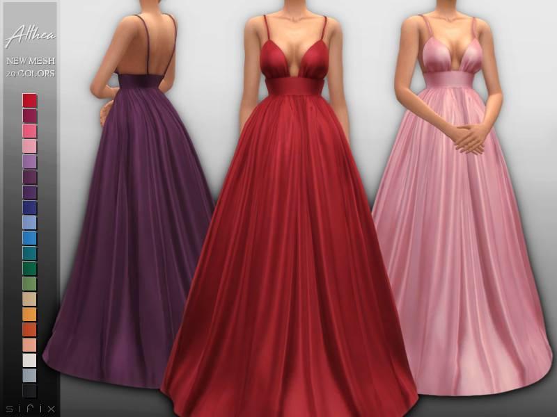 Платье - Althea Gown