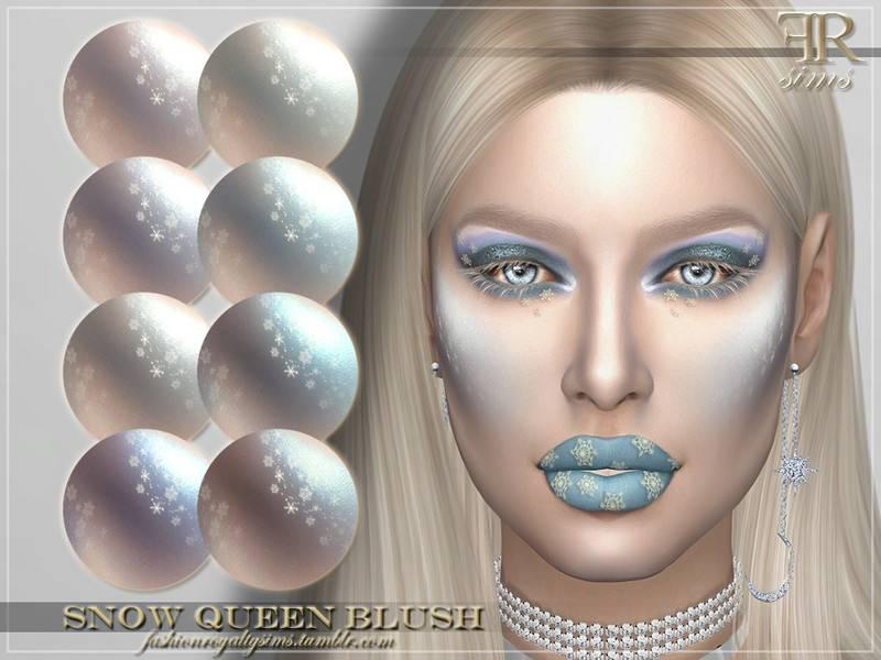 Румяна - FRS Snow Queen Blush