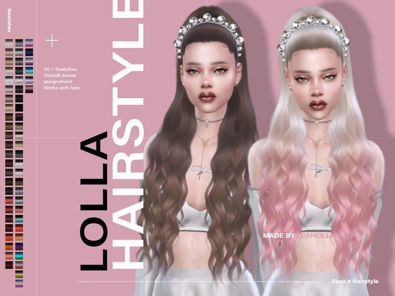 Прическа - Lolla Hairstyle