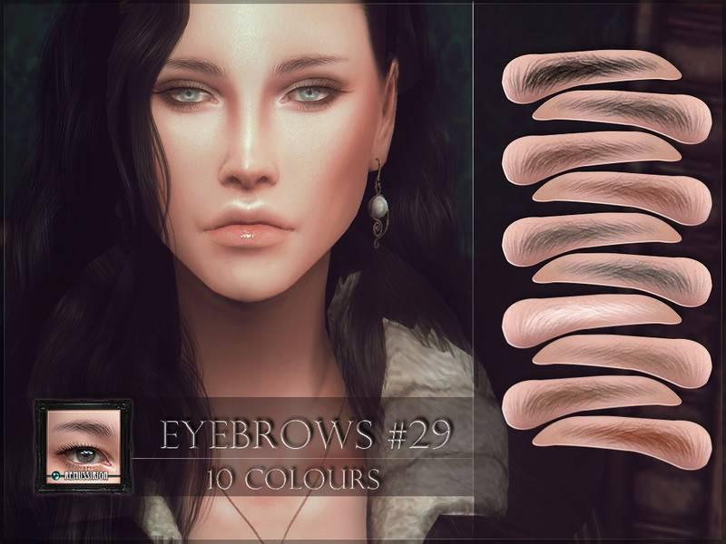 Брови - Eyebrows 29