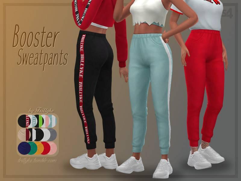 Спортивные штаны - Booster Sweatpants