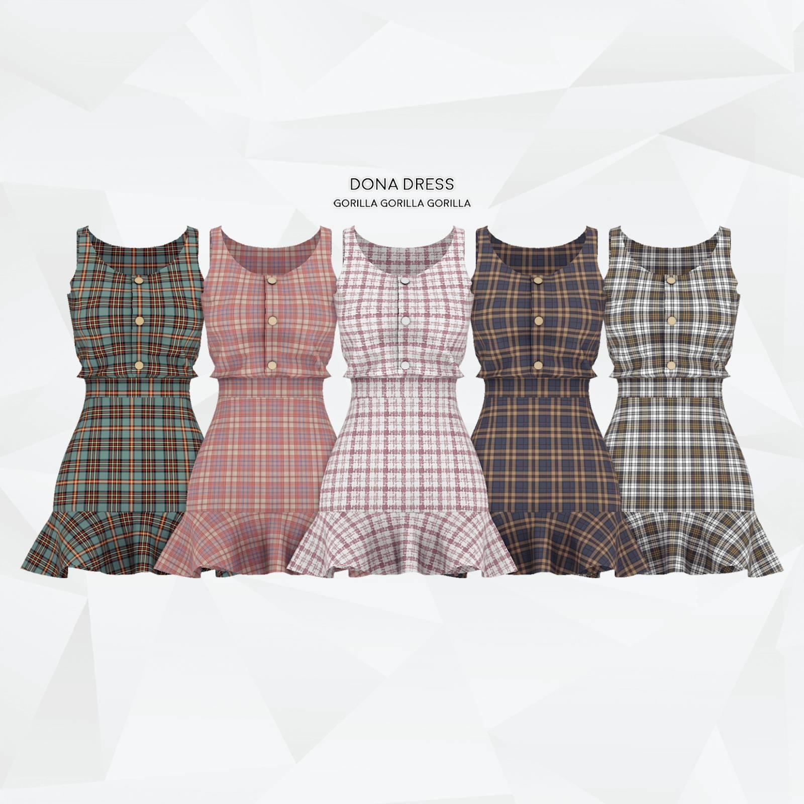 Платье - Dona Dress