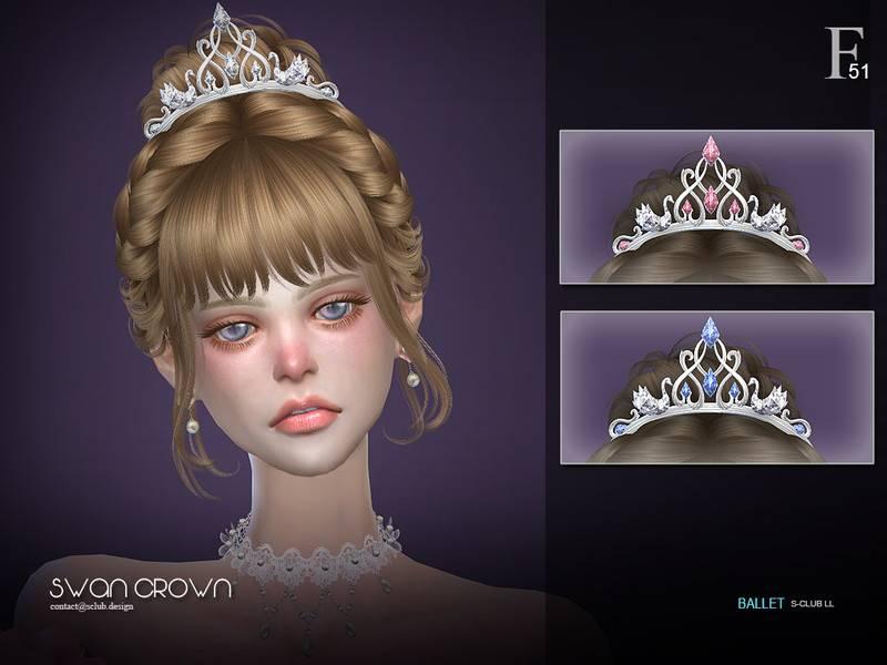 Тиара - crown 202001