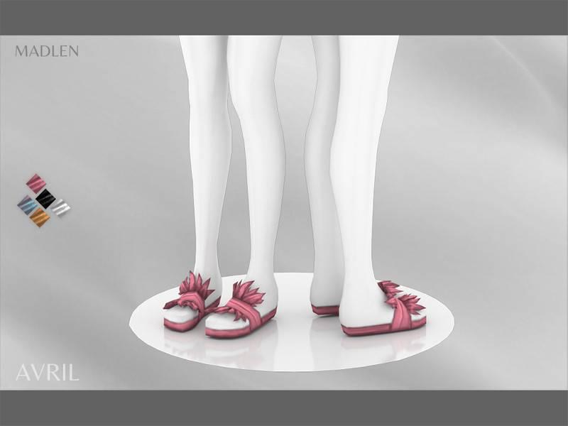Тапочки - Avril Shoes