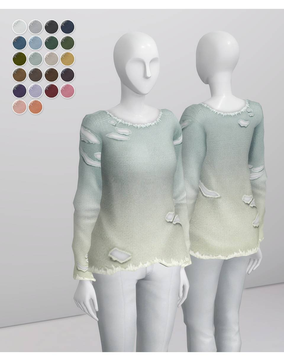 Свитшот - Vintage Sweatshirt F