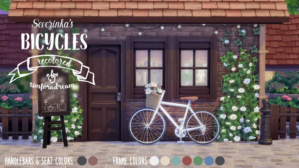 Велосипеды - Severinka's bicycles recolored