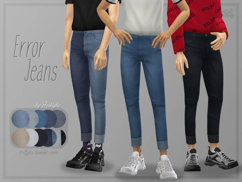 Джинсы - Error Jeans