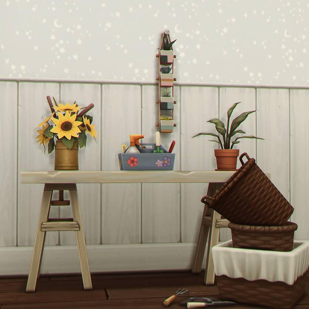 Обои и деревянные панели - Latibule Part 2