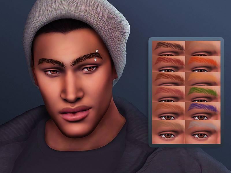 Брови - Damian Eyebrows