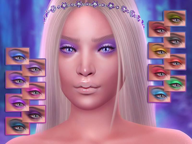 Тени для век - Esther Eyeshadow