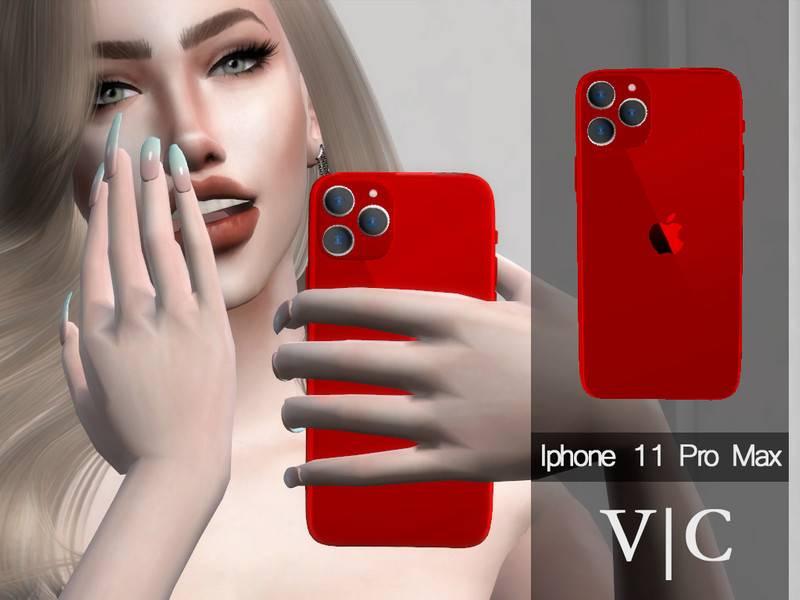 Смартфон - IPHONE 11 PRO MAX - V C