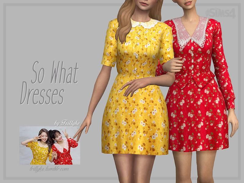 Платье - So What Dresses