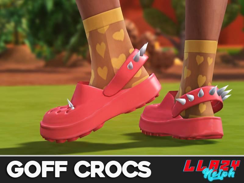 Сабо - Goff Crocs
