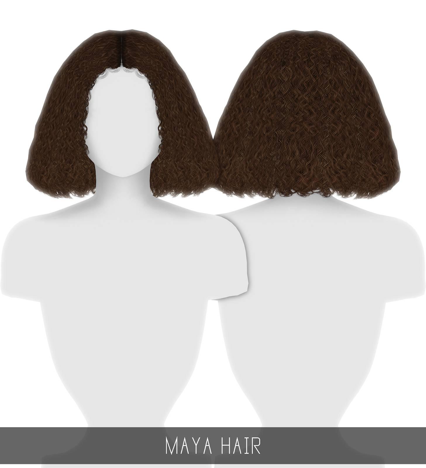 Прическа - MAYA HAIR