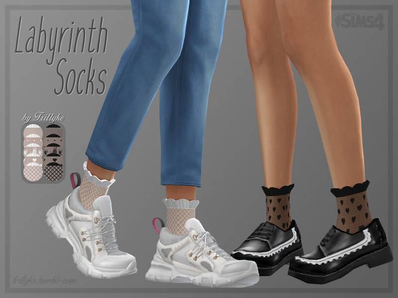Носки - Labyrinth Socks