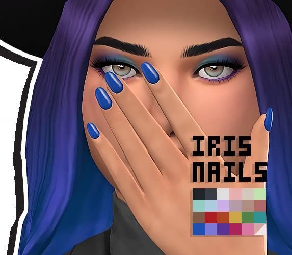 Маникюр - IRIS Nails