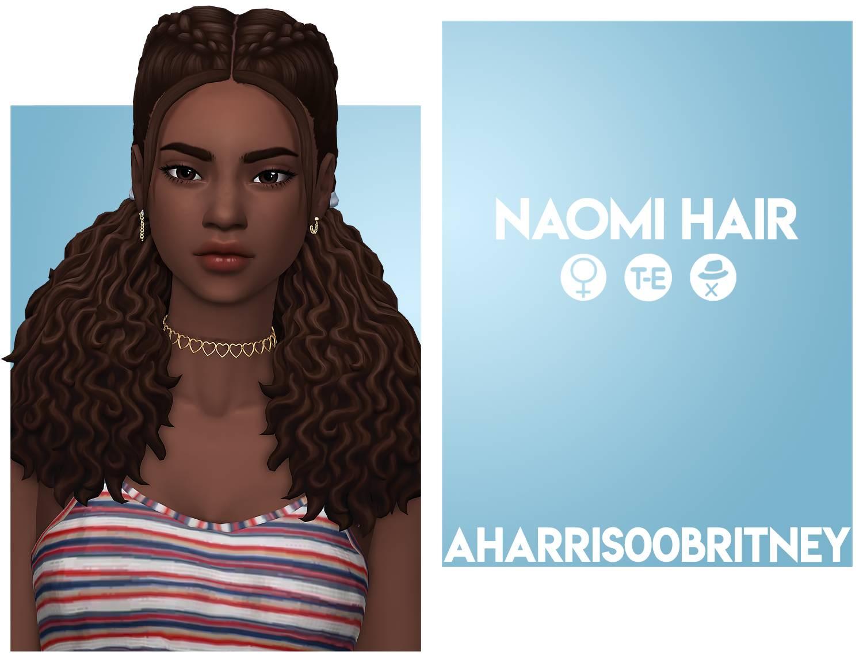 Женская прическа - Naomi Hair