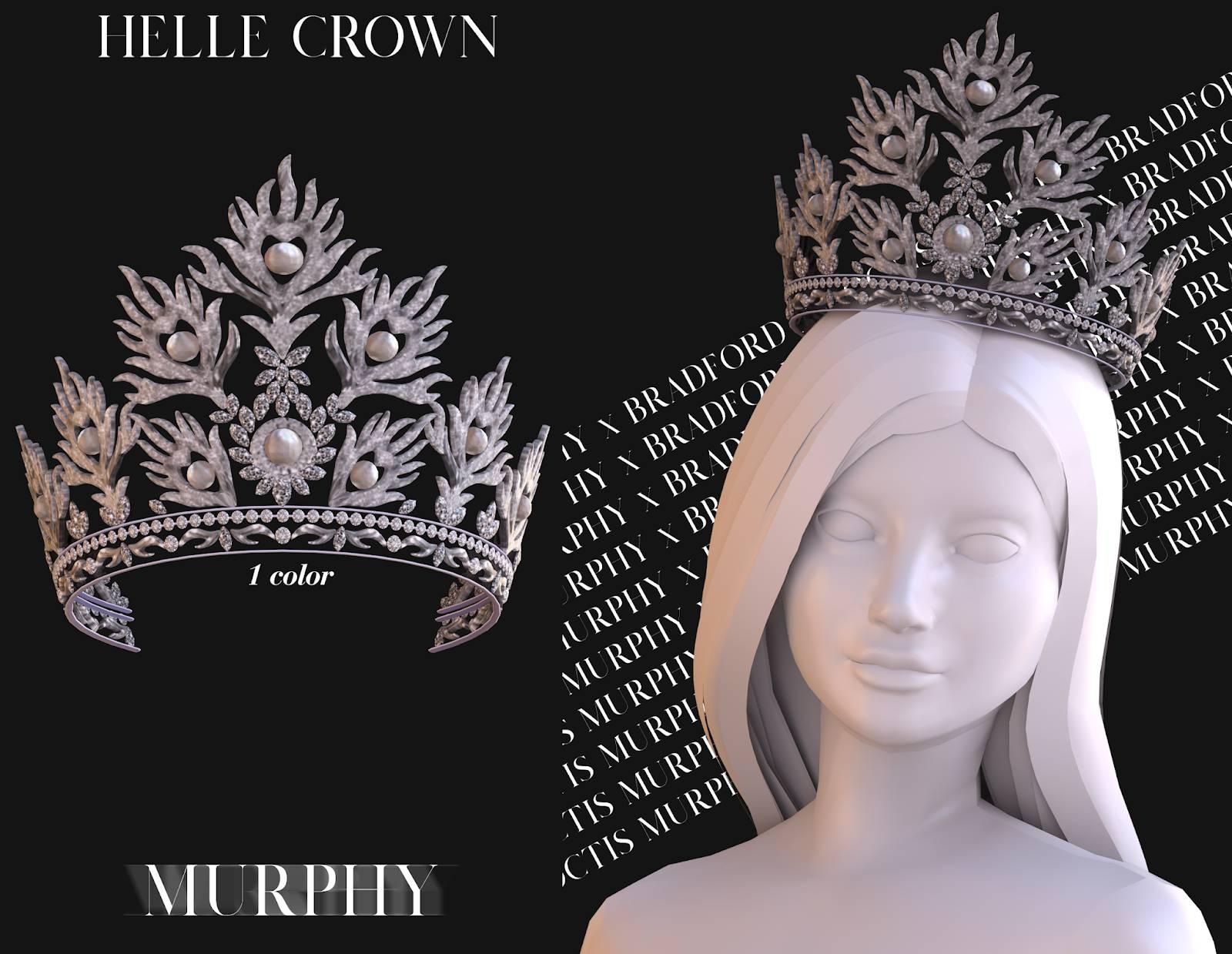 Корона - HELLE CROWN