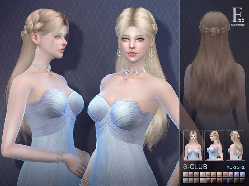 Женская прическа - hair_n55