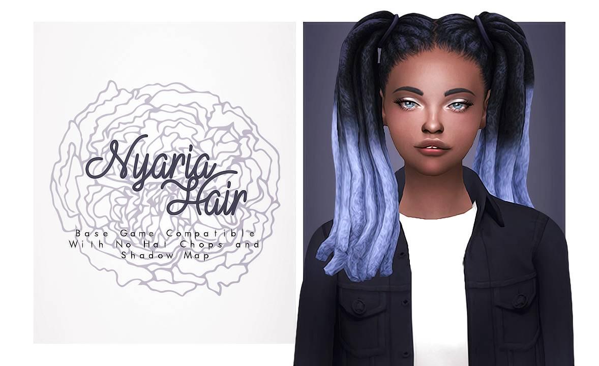 Женская прическа - Nyaria Hair