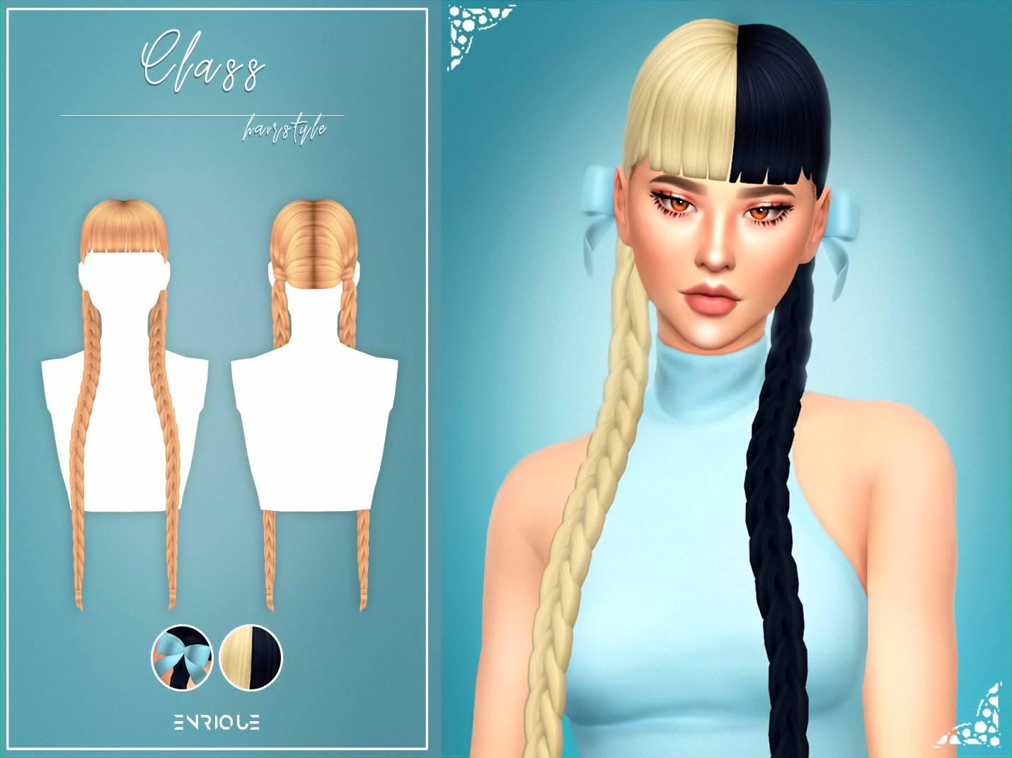 Женская прическа - Class Hairstyle
