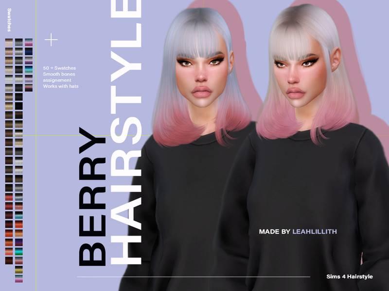 Прическа - Berry Hairstyle